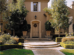 Rasmussen Design - A professional Landscape Architectural design firm established in Orange County California specializing in Custom Residential and Estate design